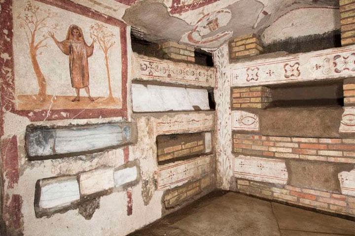 Catacombe-di-Marcellino-e-Pietro-Fonte